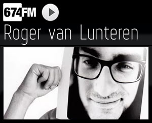Roger van Lunteren's profile on Radio 674.fm